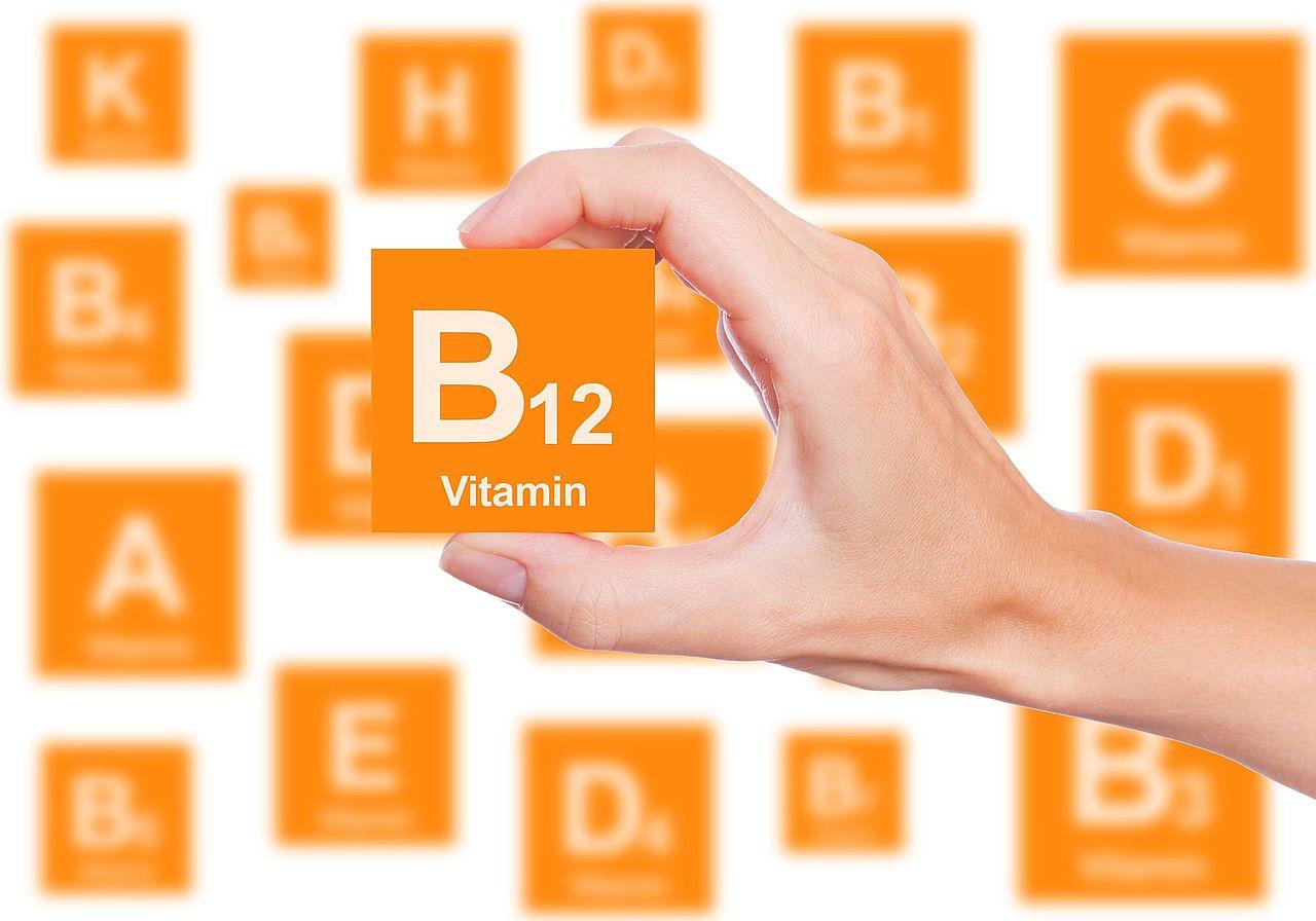 Vegane Vitamin B12 Versorgung
