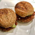 Kidneybohnen Burger VEGAN AKTIV