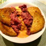 Rote-Beete-Salat mit gekeimten Quinoa VEGAN AKTIV