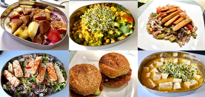 Mein pesönlicher veganer Speiseplan (5 Tage) | 2018