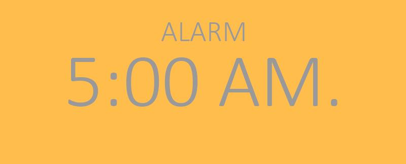 Meine Morgenroutine – Fokussiert in den Tag
